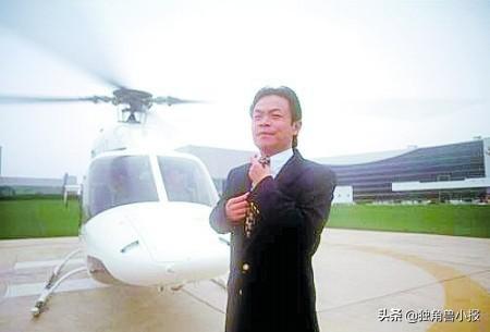生于郴州:中国第一个购买私人飞机的亿万富豪